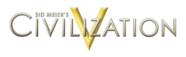 File:Civ V logo.jpg