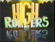 High Rollers 1978 Logo