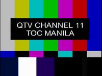 QTV Channel 11 TOC Manila