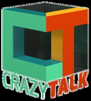 Crazy Talk show logo