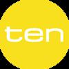 Network Ten logo (solid yellow)