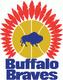 Buffalo Braves logo (1970-1971)