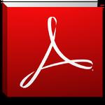 Adobe Reader X icon