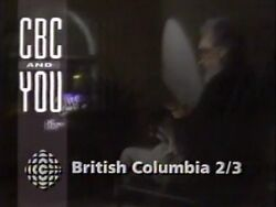 CBC British Columbia 1991
