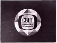 CBUT station ID 1956-006