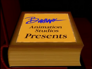 Burbank Animation Studios Presents