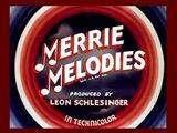 Merrie Melodies 1939