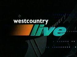 Westcountry Live 1993