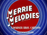 Merrie Melodies 1944 Later