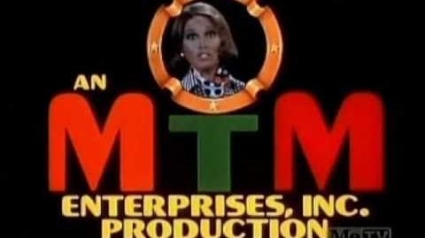 "MTM Enterprises ""That's All, Folks"" logo"