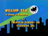 20th Century Fox Television Batman 1966