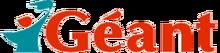 Géant logo 1992