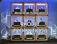 Rhodes Productions 1974