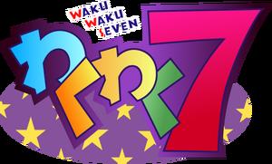 Waku Waku 7 JP Logo