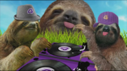 Sloth party