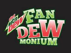 FanDEWmonium Cyberslands logo