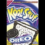 Koo Stuf Oreo toaster pastries