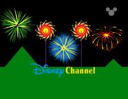 Disney Channel ID - Bonfire Night (1999)