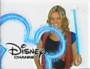 Disney Channel ID - Tiffany Thornton (2009, B)