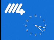 A Quatro 1981 clock