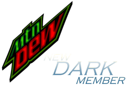 Mtn Dew New Dark Member Contest logo