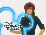 Disney Channel ID - Demi Lovato (2009, A)