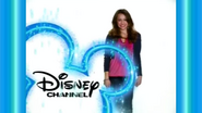 Disney Channel ID - Miley Cyrus (remastered, 2010)