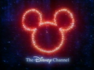 Disney Channel Anglosaw ID 1995