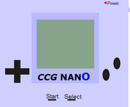 Ccg nano console