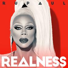 RuPaul - Realness (Official Album Cover)