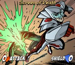 Screen of Death mini