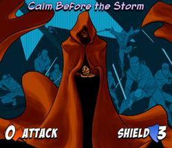 Calm Before the Storm mini