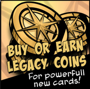 Legacy coins