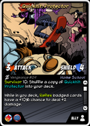 Quickhit Protector