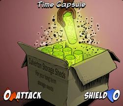 Time Capsule mini