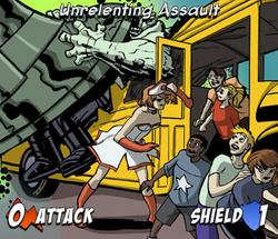Unrelenting Assault mini