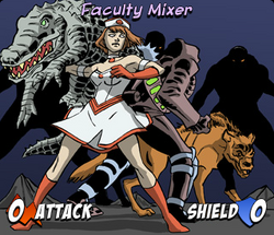 Faculty Mixer mini