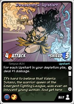 Devastatrix - Upstart