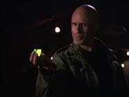 Lex Luthor with Kryptonite