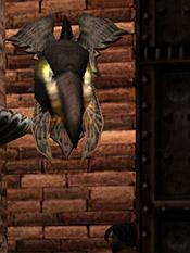 Gargoyle Guardiano