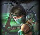 Akali, Puño de Sombra
