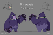 The Snumple evil form