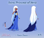Izira, Princess of Xeris - Xerin Dress - (page 2 of 2)