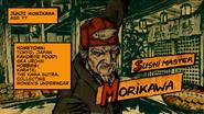 Morikawa Fact Screen
