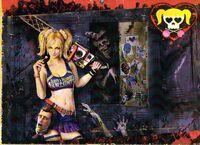 Lollipop Chainsaw CA 7