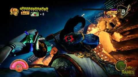 Lollipop Chainsaw Killabilly End Boss Fight with Commentary