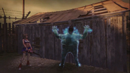 Fat Farmer Zombie Nick