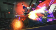 Zed explosion Juliet