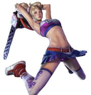 Juliet Starling for the win 6e242cc3df957f214dbc4670d04ee6ff