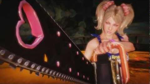 Lollipop Chainsaw - Bosses of Zombie Rock
